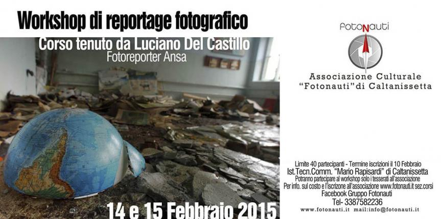 Workshop sul reportage fotografico
